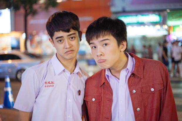 Trước Mok  Tee trong 'Vì em là chàng trai của tôi', 4 cặp nam  nam của Make It Right cũng từng gây sốt