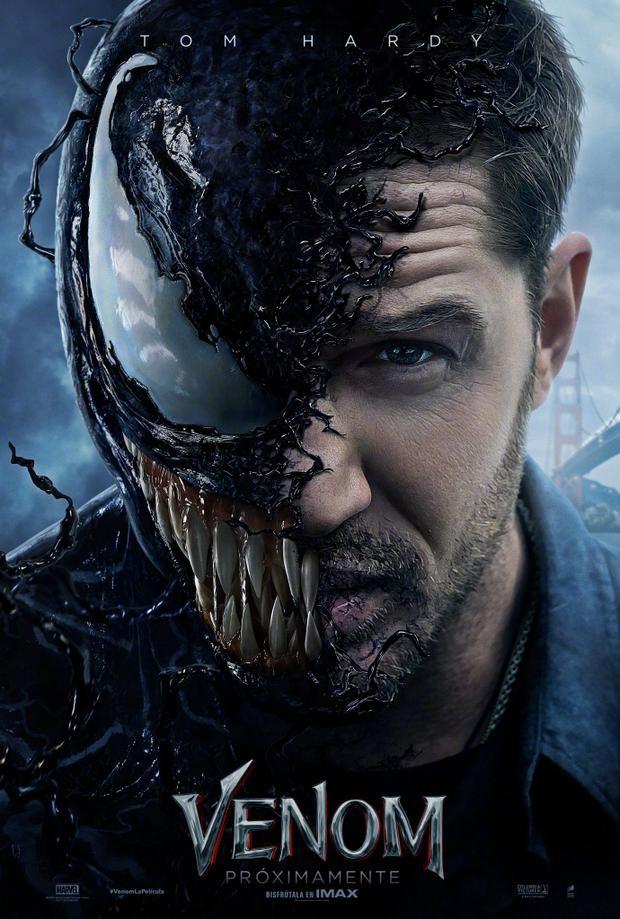Khiếp sợ trước sức mạnh và độ tàn bạo của Venom  Kẻ thù truyền kiếp của Người Nhện