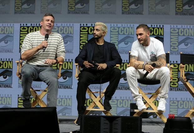 Dàn diễn viên và đạo diễn của bộ phim cũng có buổi giới thiệu tại Comic-Con 2018.