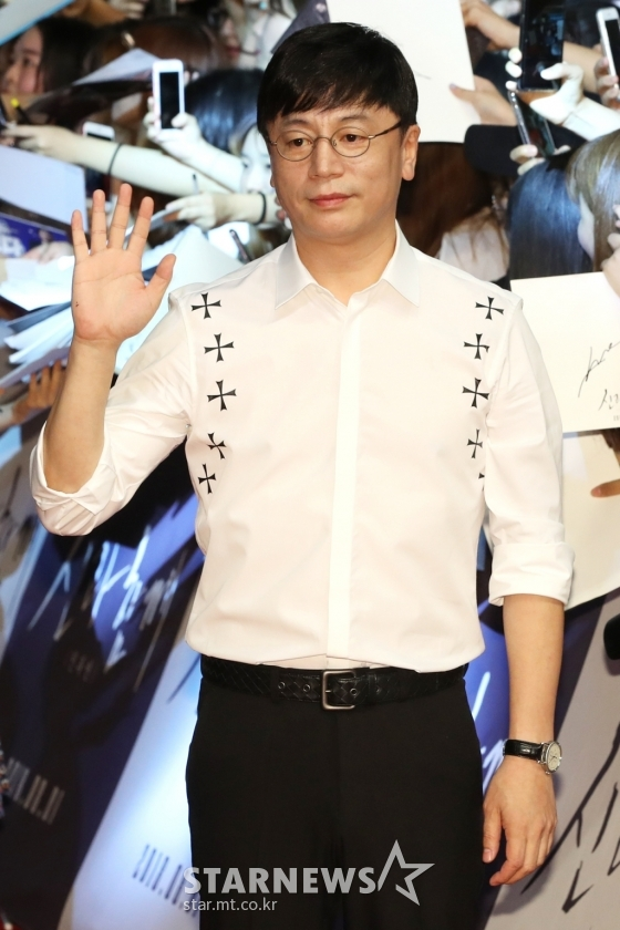 Đạo diễn Kim Yong Hwa.
