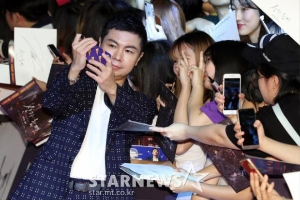 Diễn viên phụ Lim Won Hee.