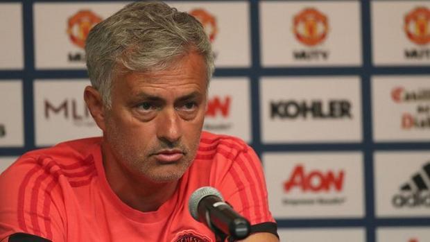 Mourinho đứng trước nguy cơ bị sa thải. Ảnh: Skysports.