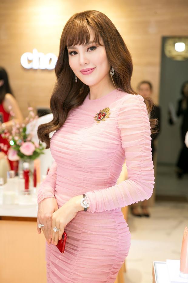 Hoa hậu Phương Lê - Đại sứ dòng sản phẩm chống lão hóa. Mỹ phẩm Cho Nami chính thức có mặt tại Việt Nam