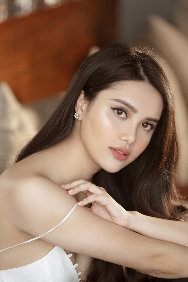 Á hậu Đại Dương Diệu Thuỳlà một trong những ứng viên nổi bật cho tấm vé tham dự Miss International 2018.