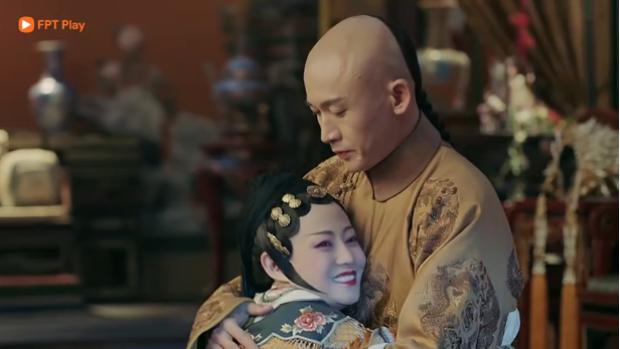 Màn ca múa tuyệt đẹp và những lời tâm sự từ tận đáy lòng của Ninh Hinh nhi khiến Hoàng thượng cảm động, an ủi nàng và quyết định qua đêm ở Trữ Tú cung