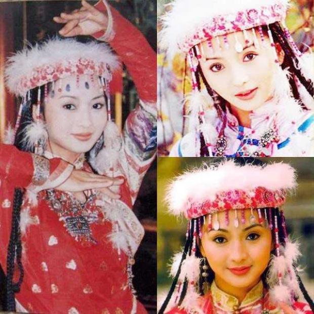 Hương Phi Lưu Đan năm xưa mê hoặc khán giả với nhan sắc kiều diễm và vũ điệu uyển chuyển, tiếc thay hồng nhan bạc mệnh.
