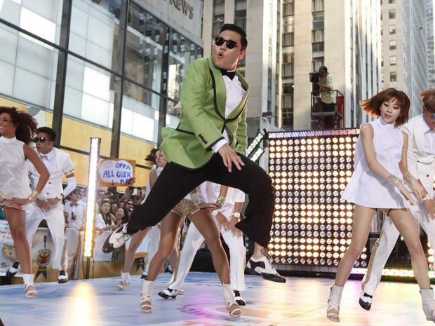 SNSD  PSY  BTS băng băng thẳng tiến Top 100 MV đỉnh nhất thế kỷ 21