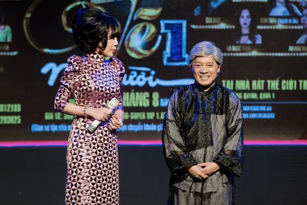 Minh Nhí và Trác Thúy Miêu.