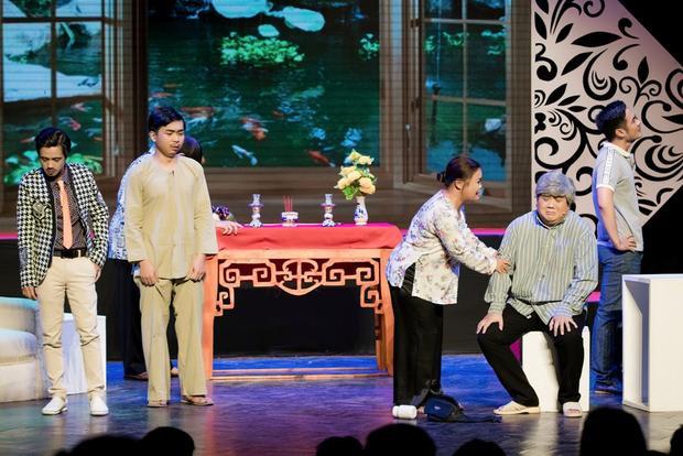 Kết minishow lần này, Gia Bảo diễn vở kịch Quỷ sốngvới sự góp mặt của các diễn viên Bảo Trí, Gia Bảo, Khả Như, Hữu Tín XPRO, Tuấn Dũng, Minh Dự, Puka.