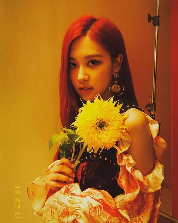 Rosé - cô gái xinh đẹp, tài năng chính là mảnh ghép, bông hoa không thể thiếu tạo nên một BlackPink hoàn hảo và khác biệt, luôn tỏa sáng với rực rỡ sắc màu.