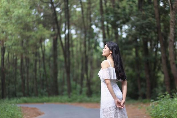 Đến với Hoa hậu Việt Nam 2018 năm này, được bạn bè động viên, gia đình ủng hộ, cô bạn càng muốn thử sức bản thân hơn nữa.
