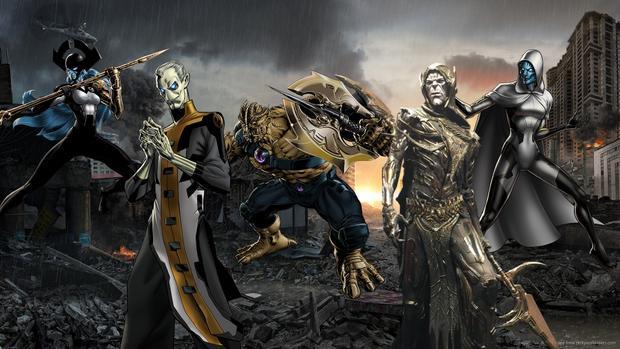 Đội tay sai của Thanos bị chê quá yếu, anh em nhà Russo chính thức lên tiếng giải thích lý do!