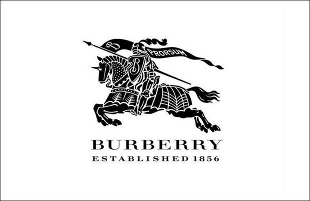 Mẫu logo cũ của Burberry