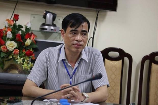 Ông Nguyễn Đức Lương, Phó Giám đốc Sở GDĐT Hòa Bình.