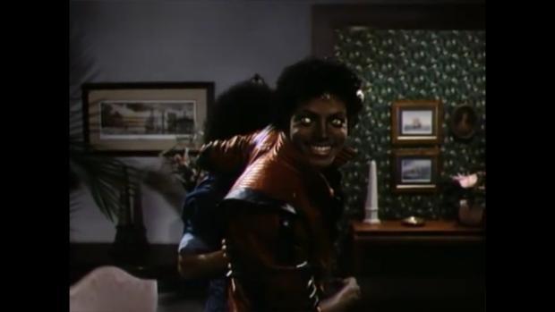 và Thriller của Michael Jackson.