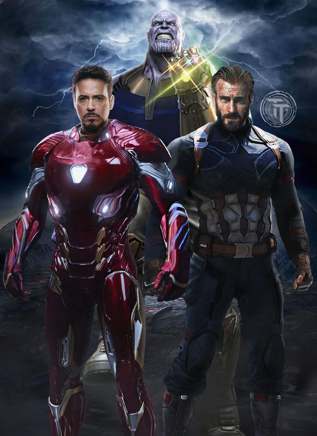 Marvel tiết lộ kế hoạch thay máu dàn siêu anh hùng cũ của mình
