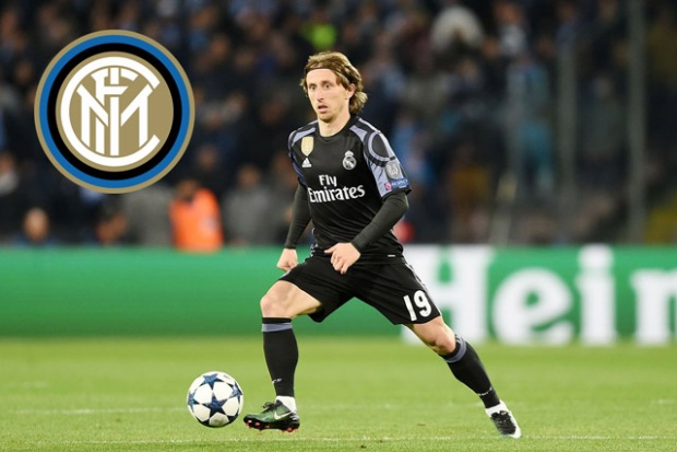 Modric muốn được khoác áo Inter.