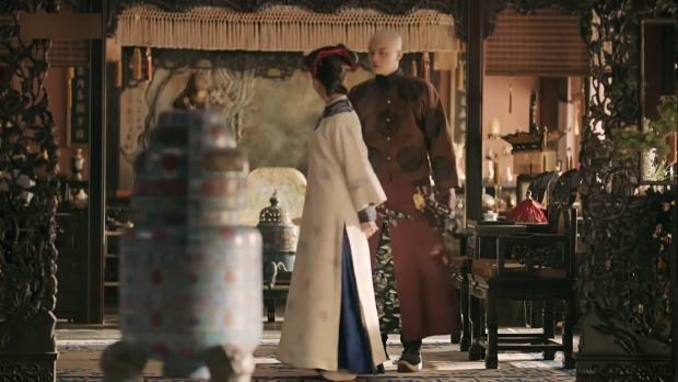 Diên Hi công lược tập 26: Tình cảm trở nên mặn nồng, Phó Hằng xin Hoàng hậu cho phép cưới Ngụy Anh Lạc