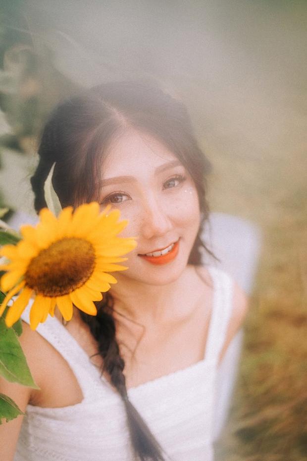Nữ sinh Học viện Tài chính xinh đẹp như thần tiên tỷ tỷ giàu thành tích thi Hoa khôi