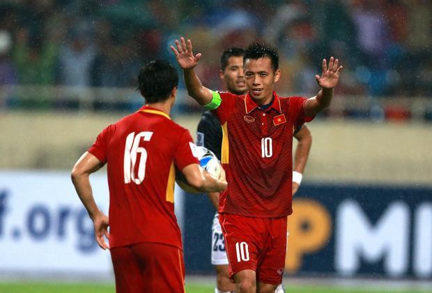 Văn Quyết - ngôi sao hay nhất của bóng đá Việt Nam ở hiện tại. Ảnh: HĐ