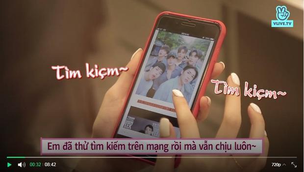 Phải chăng jiyeon đã biết đến Uni5 trước đó?