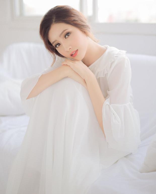 """Nhận xét về bản thân, Thiên An tự nhận mình là cô gái """"3N"""" - """"Nhanh nhẹn, năng động, nhiệt huyết"""" Nhan sắc nữ sinh Hutech được ví như 'bản sao Angela Phương Trinh': Đẹp 'rụng tim' khiến người đối diện khó rời mắt"""
