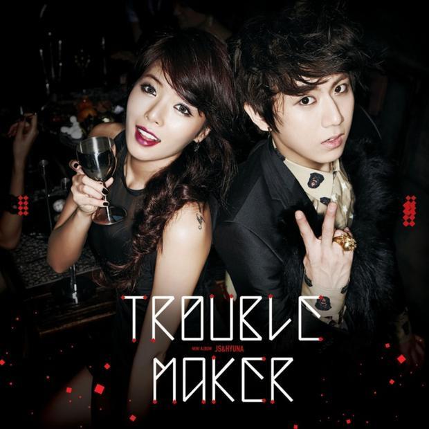HyunA công khai hẹn hò E'Dawn, cặp đôi Trouble Maker mãi là một bí ẩn?