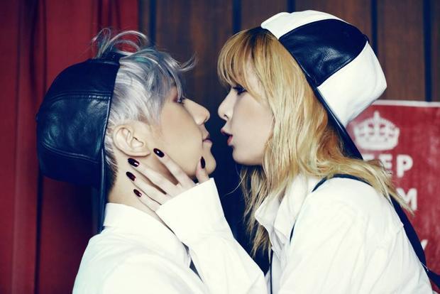 …netizen đã cho ra nghi vấn cặp đôi Trouble Maker từng yêu nhau trong quá khứ.