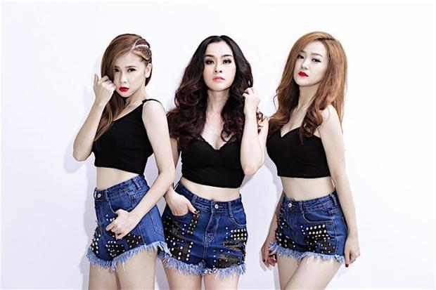 Hiện tại nhóm vẫn hoạt động với đội hình ba người: thành viên gốc là Thúy Nga, Ngọc Dung và Ngọc Kayla.