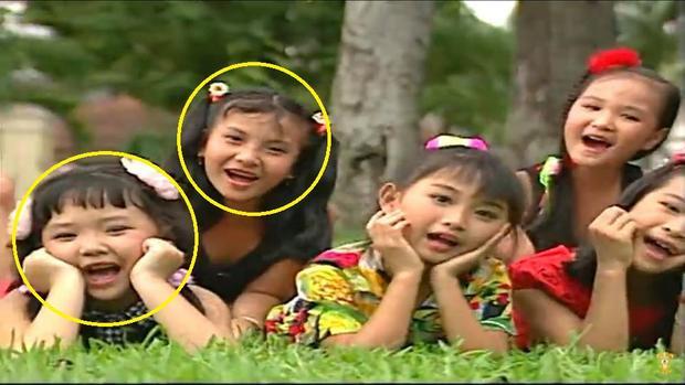 Trong tấm ảnh này, chẳng những có Tóc Tiên mà cô nàng Yến Nhi cũng khiến khán giả khó mà nhận ra.