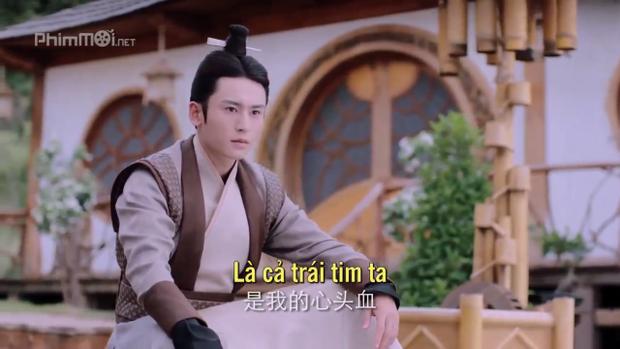 Tần Vương tại Mai Hải tưởng nhớ Vân Tịch
