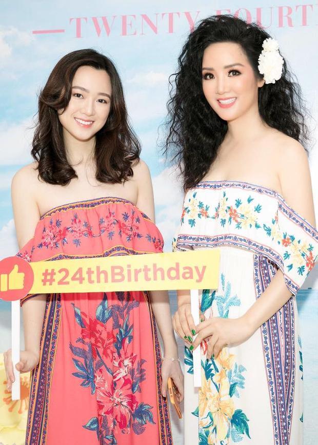 Ái nữ tập đoàn Tân Hoàng Minh đón sinh nhật lộng lẫy, khoe nhan sắc rạng rỡ ở tuổi 24