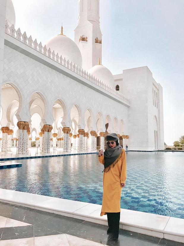 Thánh đường Hồi giáo Sheikh Zayed