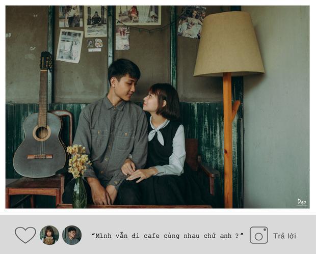 Bộ ảnh tình yêu của cặp đôi khiến ai cũng thấy nhớ quá thanh xuân của mình!