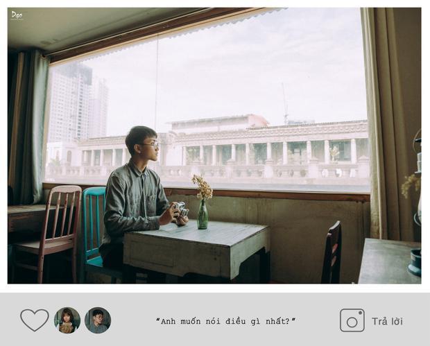 Cặp đôi gửi thời đẹp đẽ đơn thuần của chúng ta phiên bản Việt trở lại với bộ ảnh siêu ngọt