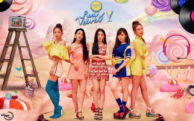 """Dù là một trong những nhóm nhạc hàng đầu Kpop nhưng may mắn chưa thực sự mỉm cười với Red Velvet khi các lần comeback trước, nhóm đều gặp phải """"quái vật nhạc số"""" nên cho đến bây giờ mới có trong tay chứng nhận AllKill đầu tiên."""