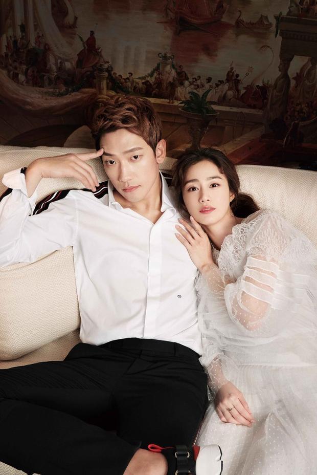Sau khi lấy chồng và sinh con, Kim Tae Hee vẫn chưa có dự án quay trở lại làng giải trí.