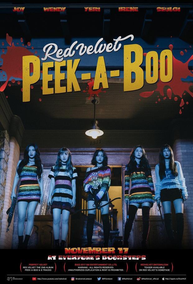 Mới đây, trên một diễn đàn Kpop, các fan đã thi nhau bày tỏ sự yêu mến của mình với Peek A Boo và gọi nó là concept tuyệt vời nhất mà Red Velvet từng thực hiện.