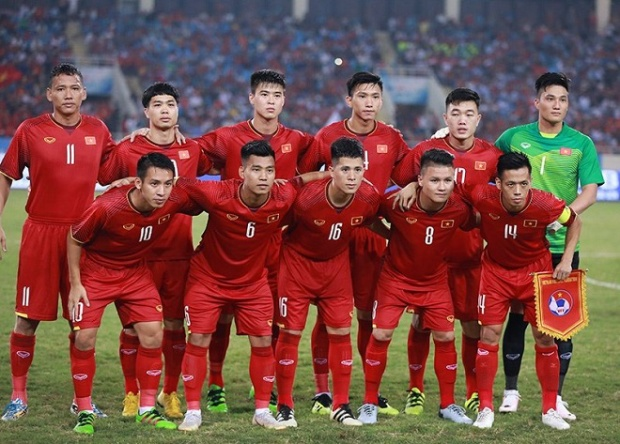 U23 Việt Nam đã có trận đấu không đến nỗi tồi trước U23 Uzbekistan. Ảnh: Vietnamnet.