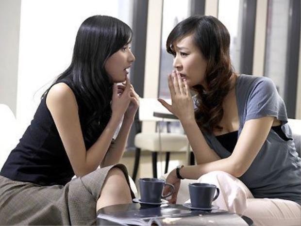 Riêng về mặt tình cảm, thì đố kị của phụ nữ luôn xuất phát từ đàn ông. Ảnh minh họa.