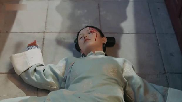 Diên Hi công lược tập 30: Dơi tấn công, Cao Quý phi đẩy Hoàng hậu ngã lầu có nguy cơ sảy thai