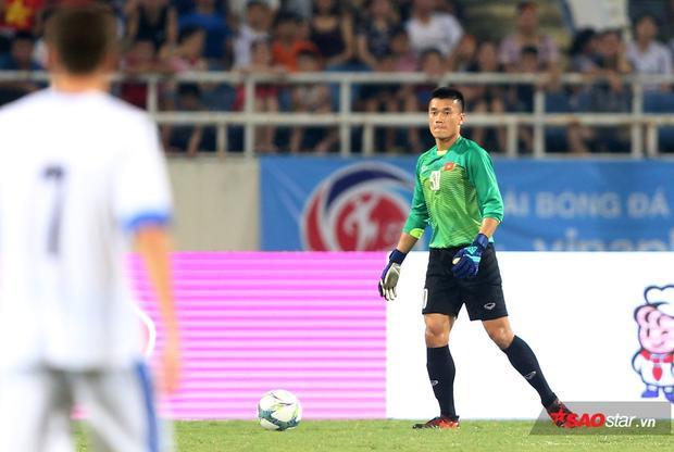 Bùi Tiến Dũng sẽ là thủ môn số 1 của U23 Việt Nam.
