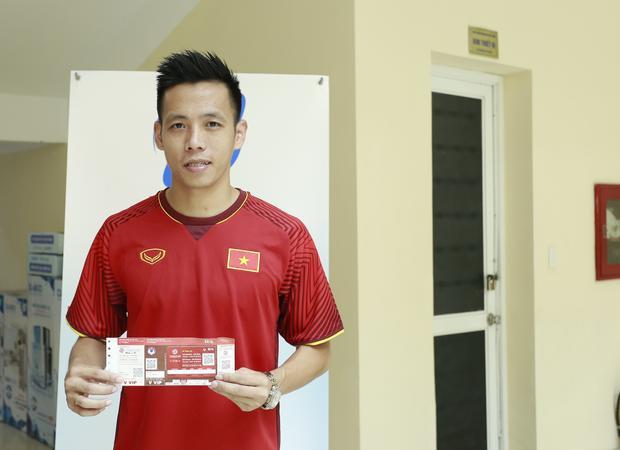 Văn Quyết là đội trưởng U23 Việt Nam.