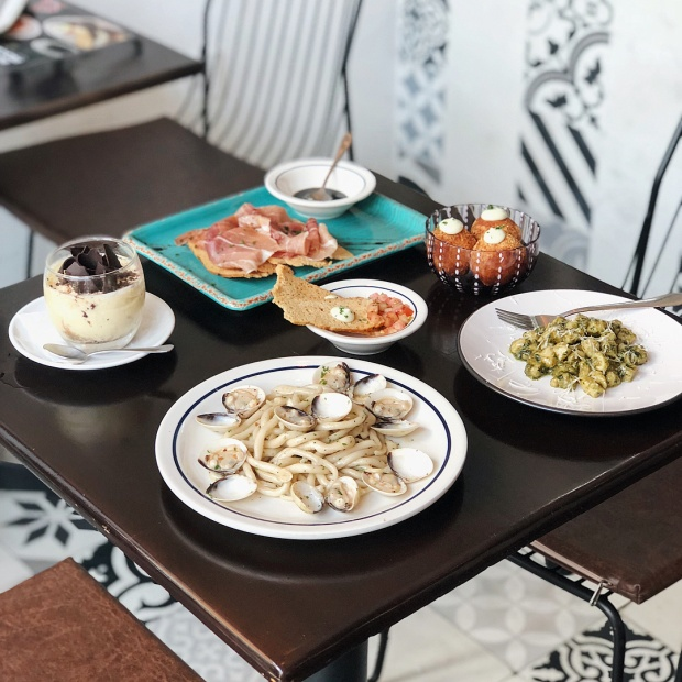 Tranh thủ đầu tháng còn rủng rỉnh, lập team đi ăn ở những quán pasta đúng điệu này đi!