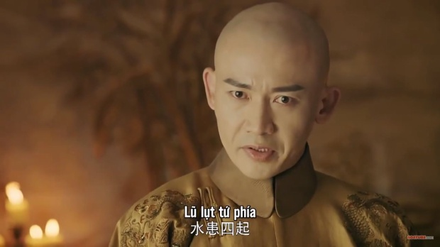Diên Hi công lược tập 33: Nhàn Phi tiếp tục diễn trò với Hoàng thượng, Thuần Phi lộ rõ tình ý với Phó Hằng