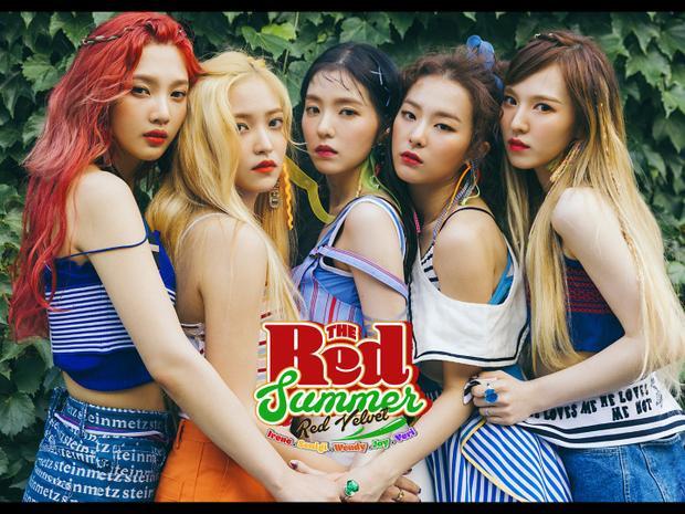 Không phải DBSK hay SNSD, Red Velvet mới là nghệ sĩ SM đầu tiên đạt Perfect All-Kill
