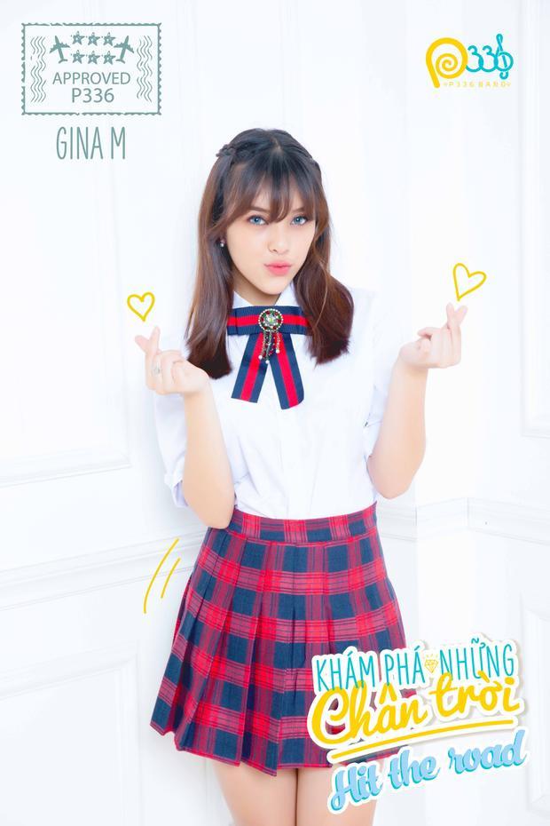 Gina M