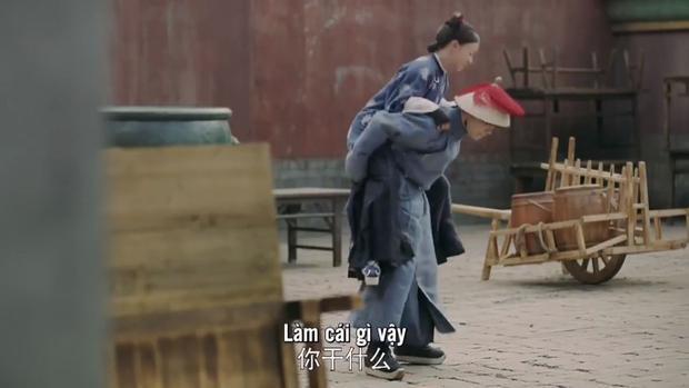 Xem phim Diên Hi công lược tập 31: Nhàn Phi rắp tâm hại Cao Quý phi và Ngụy Anh Lạc  Nhất tiễn hạ song điêu