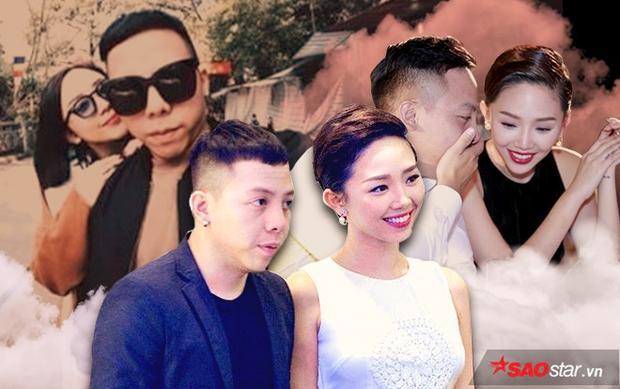 Hãy để Tóc Tiên và Hoàng Touliver kể bạn nghe chuyện yêu của họ