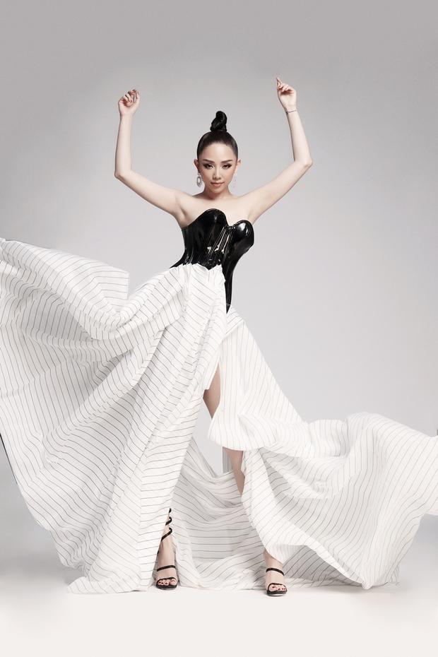 Tóc Tiên là nghệ sĩ Việt đầu tiên xác nhận biểu diễn trong đêm nhạc có Momoland và Monsta X
